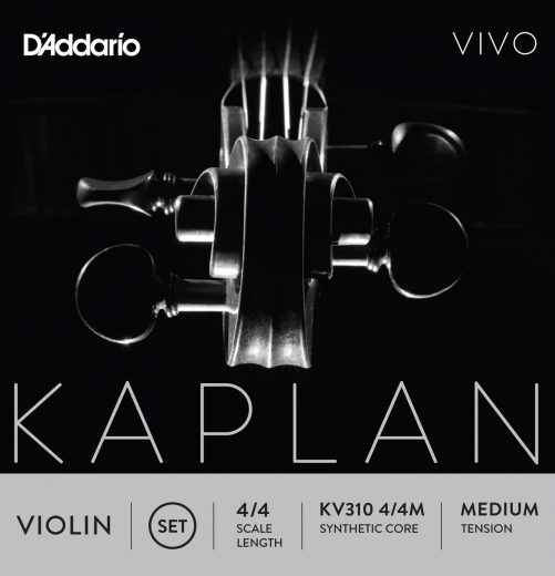 Kaplan Vivo Violin Set of Strings 4/4 Medium