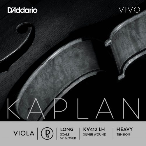 Kaplan Vivo Viola D String 38cm High