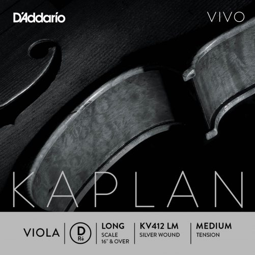 Kaplan Vivo Viola D String 38cm Medium