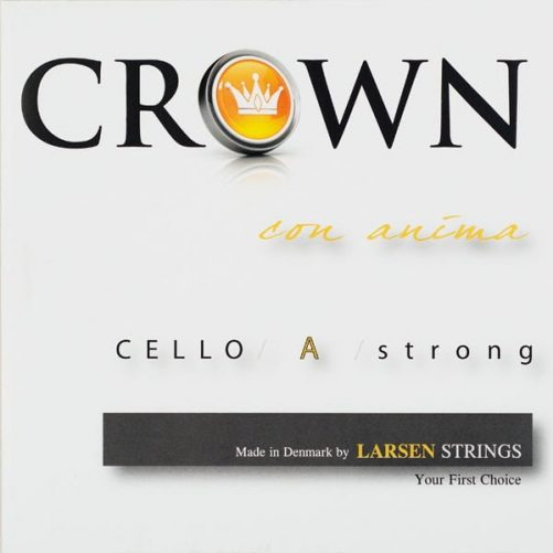 Crown Cello A String 4/4 Medium