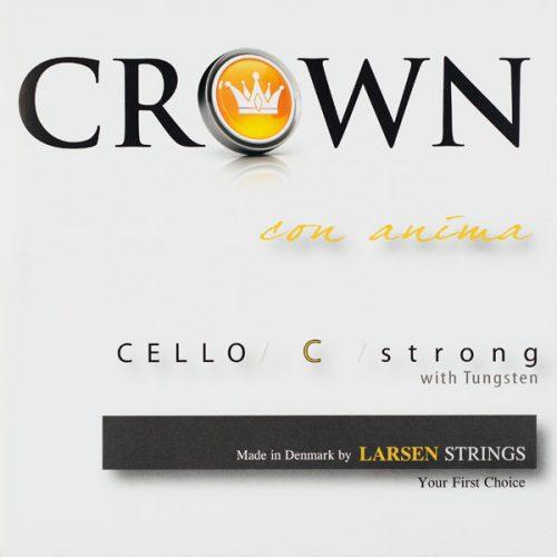 Crown Cello G String 4/4 High