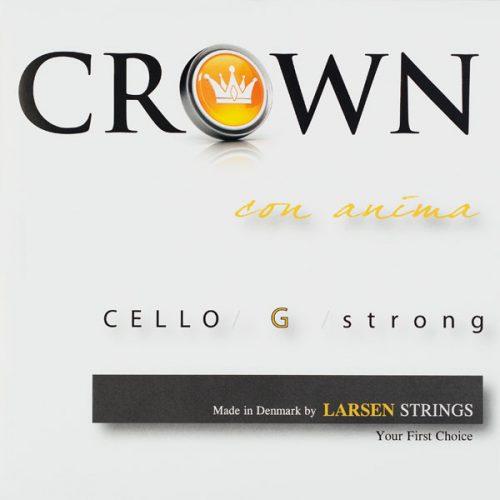 Crown Cello G String 4/4 Medium