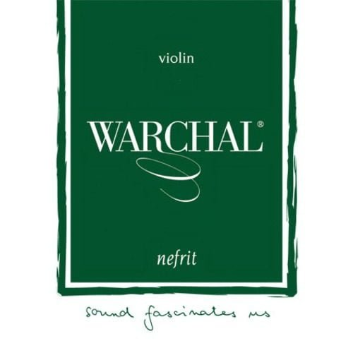 Nefrit Violin Set of Strings 4/4 Medium Ball