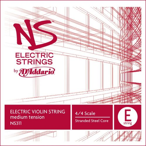 NS Electric Violin E String Medium