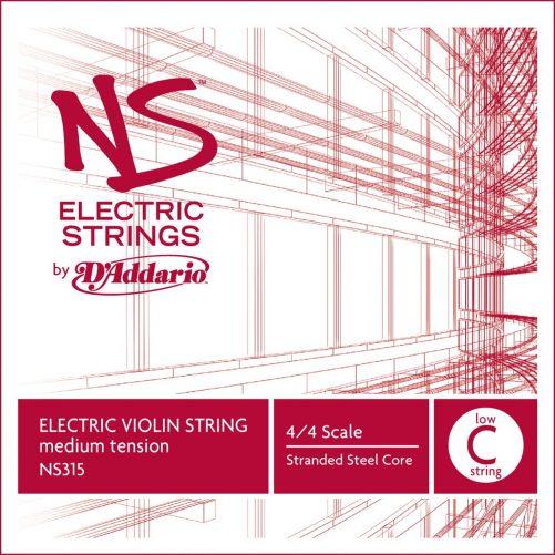 NS Electric Violin C String Medium