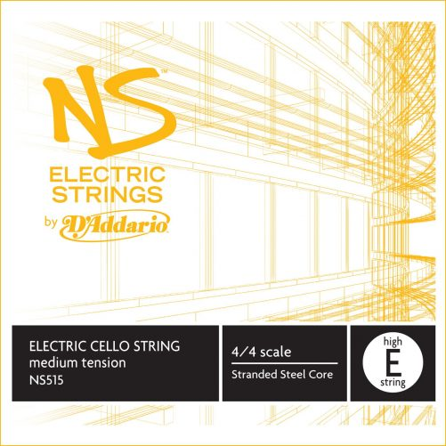 NS Electric Cello E String (High) Medium