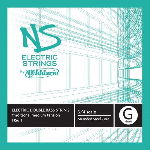 NS Electric Traditional Bass G String Medium
