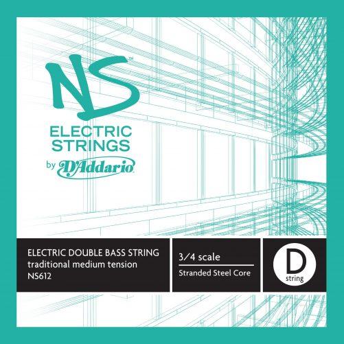 NS Electric Traditional Bass D String Medium