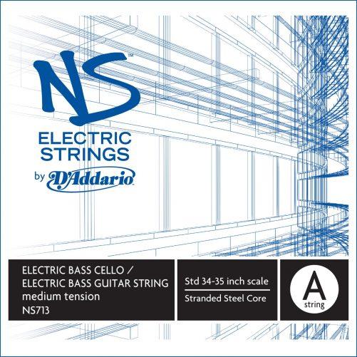 NS Electric Bass Cello A String Medium