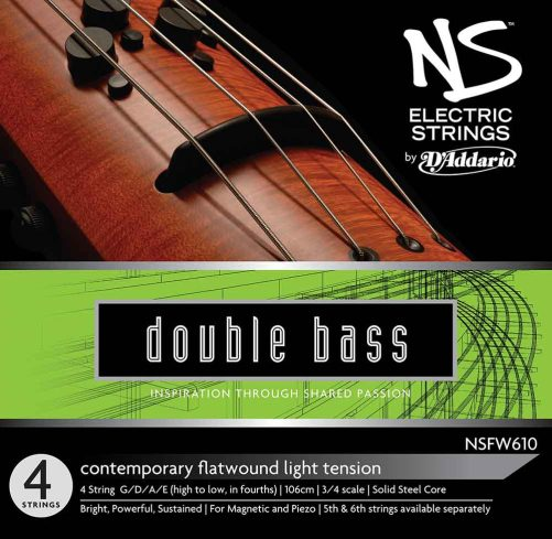 NS Electric Contemporary Bass Set of Strings Medium