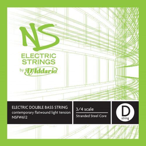 NS Electric Contemporary Bass D String Medium