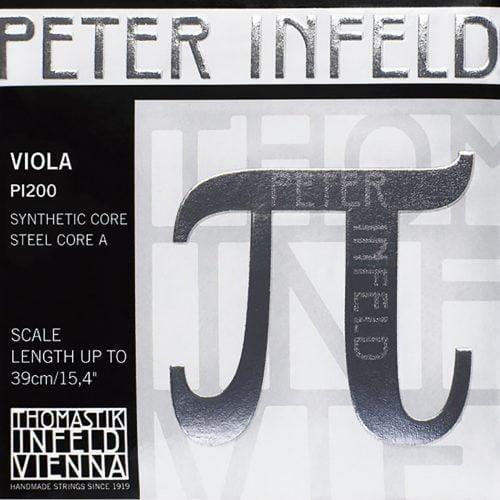 Peter Infeld Viola C String 4/4 Medium Silver