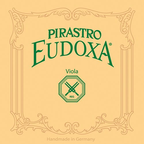 Eudoxa Oliv Viola C String 4/4 Low Tungsten