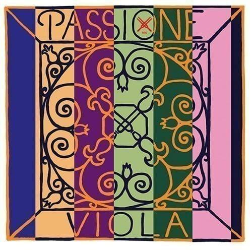 Passione Viola A String 4/4 Low Aluminium Envelope