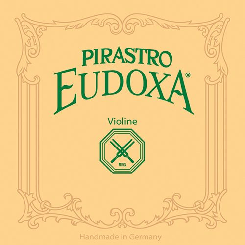 Eudoxa Stiff Violin D String 4/4 Low 16.5 Aluminium Straight