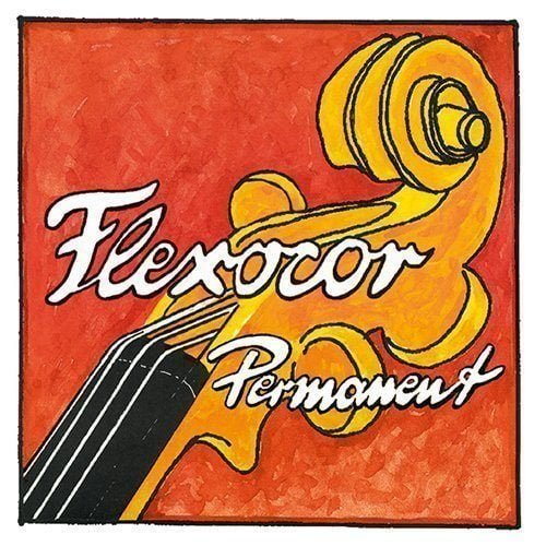 Flexocor Permanent Violin Set of Strings 4/4 Medium