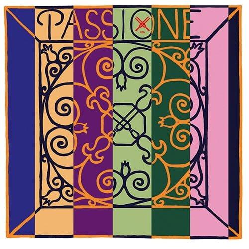 Passione Violin Set of Strings 4/4 Medium Ball
