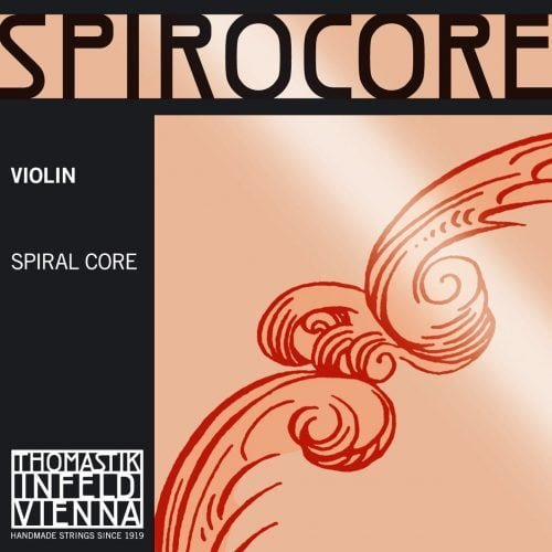 Spirocore Violin E String 4/4 Low Ball Chrome