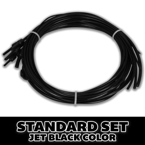 Standard Double Bass 3/4 Set of Strings Black