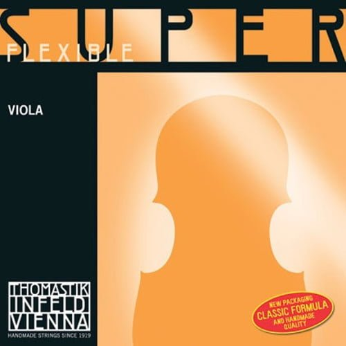 Superflexible Viola A String 4/4 Medium Aluminium