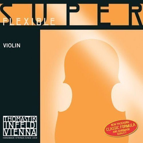 Superflexible Violin A String 4/4 Medium Ball Aluminium