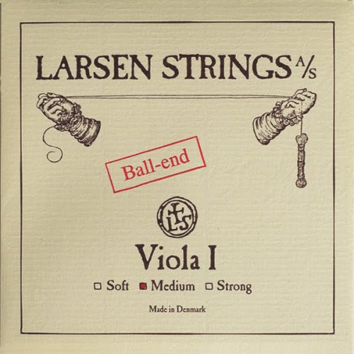 Larsen Viola A String 4/4 Low Ball
