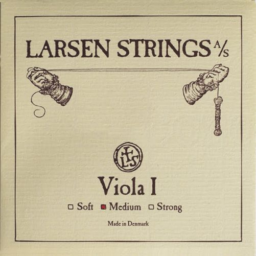 Larsen Viola A String 4/4 Low Loop