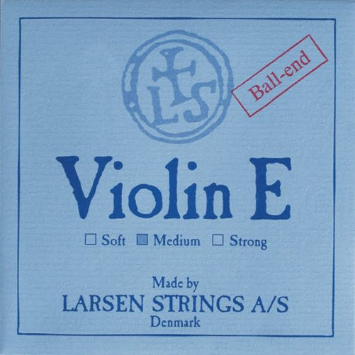 Larsen Violin E String 4/4 Low Ball